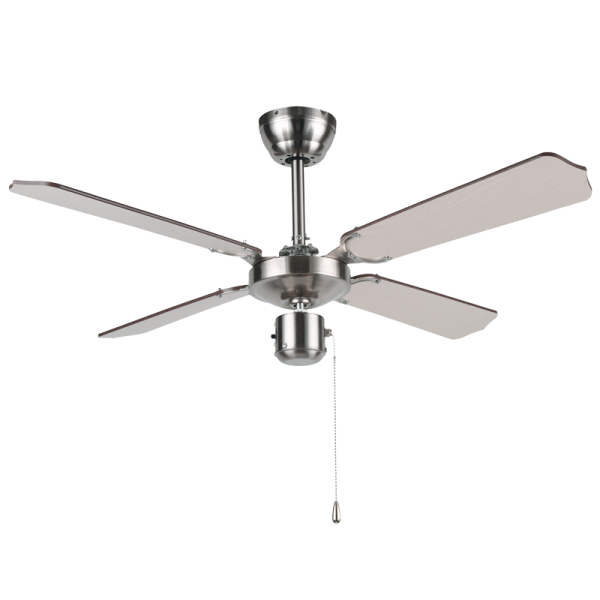 Bright Star FCF042 SATIN Ceiling Fan