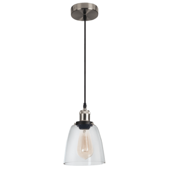 Bright Star Aileen Glass Pendant light